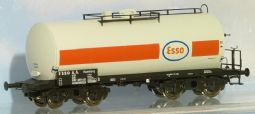 Brawa 48902 Esso lightweight tank wagon 0051287-9 - reduced
